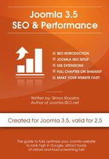 Joomla3 SEO and Performance 160px