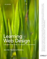 Learning Web Design, a beginners guide
